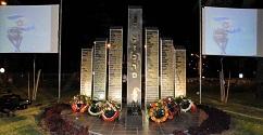 כתבה על מרכינים ראש לזכרם: העיר קריית ביאליק התייחדה  עם בניה ובנותיה שנפלו במערכות ישראל
