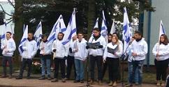 כתבה על משלחת נוער משותפת יהודית ודרוזית יצאה למסע בפולין